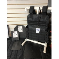 Plate Carrier/Plate Combo