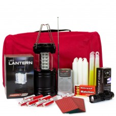 Power Outage Emergency Kit - Deluxe